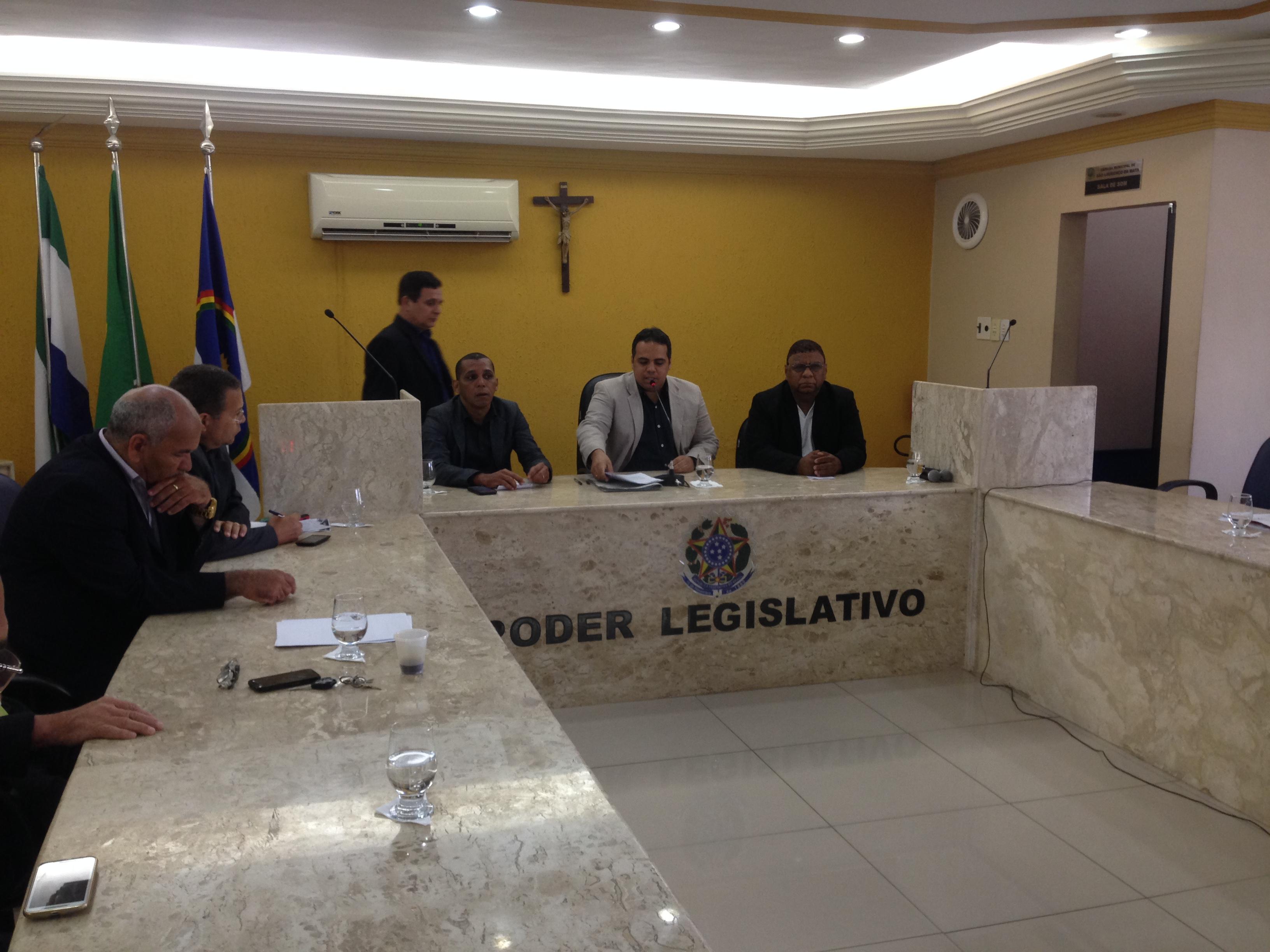 Comissão de Transporte é criada após Audiência Pública sobre BRT/VLT
