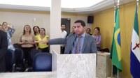 Alcides Francisco é empossado vereador, nesta sexta-feira (17)