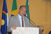 Após discurso de agradecimento, vereador Leonardo Barbosa apresenta dois projetos de acessibilidade