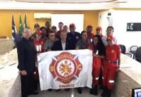 Bombeiros Civis são homenageados na Câmara Municipal