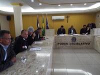 Câmara aprova LOA 2017 com receita estimada de R$ 195 milhões