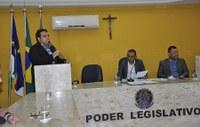 Câmara de Vereadores discute serviços de infraestrutura e criação de Centro de Otorrinolaringologista
