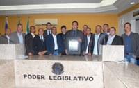 Câmara de Vereadores entrega Título de Cidadão São-lourencense ao professor do CODAI Daniel Martins