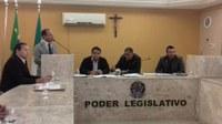 Câmara de Vereadores faz homenagem ao radialista Aranha