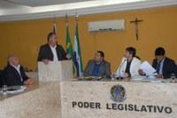 Câmara enviará requerimento para bancada federal em Brasília