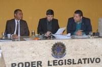Câmara Municipal aprova Plano Plurianual e Lei Orçamentária