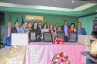 Câmara Municipal concede Título Cidadã Benemérita às ex-vereadoras