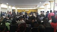 Câmara Municipal discute segurança pública em audiência