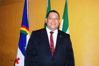 Cícero Pinheiro toma posse como presidente da Câmara de Vereadores de São Lourenço da Mata