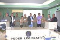 Dia Municipal do Proerd é comemorado na Câmara de Vereadores de São Lourenço da Mata