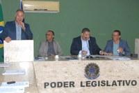 Educação e esportes são pautas de projetos aprovados pela Câmara Municipal