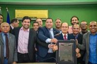 Jornalista Magno Martins ganha Título de Cidadão São-lourencense