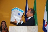 Parlamento aprova contas de 2006 do ex-prefeito Jairo Pereira