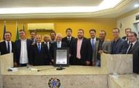 Pastor Manoel Ferreira recebe Título Cidadão São-lourencense