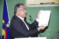 Plenário Municipal aprova projeto que autoriza Prefeitura doar peixe e milho para famílias carentes