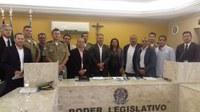 Poder Legislativo criará comissão para solicitar mais segurança ao Governador