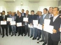 Prefeito e vereadores eleitos de São Lourenço da Mata são diplomados