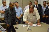 Presidente da Câmara assume prefeitura interinamente