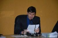 Presidente do Legislativo pede construção do Centro de Fisioterapia