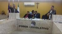 Quarta sessão do mês de abril discute segurança e saúde pública