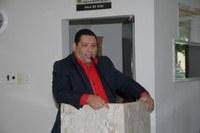 Vereador Cícero Pinheiro cobra mais segurança e educação