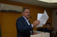 Vereador Manga pede criação da Secretaria de Agricultura Familiar