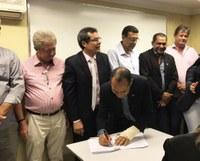 Vereadores de São Lourenço da Mata tomam posse na nova diretoria da UVP