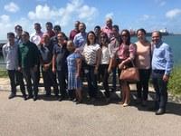 Vereadores e funcionários da Câmara visitam Porto de Suape