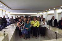 Vereadores realizaram sessão solene para homenagear as mulheres
