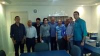 Vereadores se reúnem com representantes da Compesa