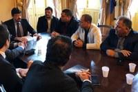 Vereadores se reúnem com secretário da Casa Civil no Palácio do Campo das Princesas