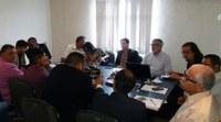Vereadores se reúnem com secretários municipais para discutirem ações de cultura e esportes