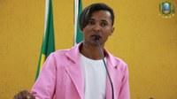 Maurício Carneiro, Thoga, é empossado como vereador de São Lourenço da Mata